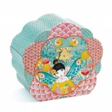 Djeco Musical Jewellery Box - Flowery Melody DJ06081